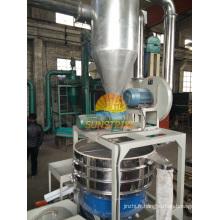 Separaion canalisation d'aluminium