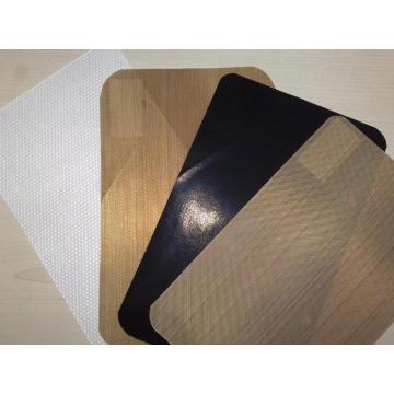 Покрынная PTFE ткань стеклоткани (СМАХ-TF001)