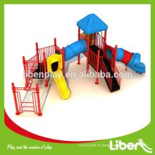 Meet EN1176 Classic Design Outdoor Playground Set pour les enfants plus âgés