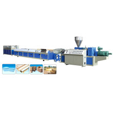 (YF Series) WPC Plastic Board Extrusion