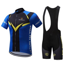 China Good Price Custom Breathable Bike Clothing Set For Men, Cycling Jersey/