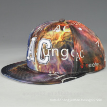 custom hawaii floral snapback cap