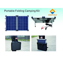 Poly/Mono 40W-200W Portable Folding Solar Modules