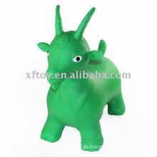 PVC-aufblasbares Karikatur-Tier-Spielzeug