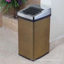 PU Quadrilateral Aotomatic Sensor Dust Bin (B-30LC)