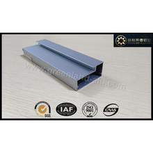 Aluminium Kitchen Cabinet Door Frame Profile with Anodised Silver Matt