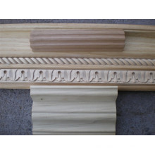 home decoration wooden strip moulding