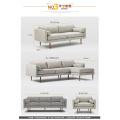 Popular Modern Design Living Room Furniture Fabric Sofa