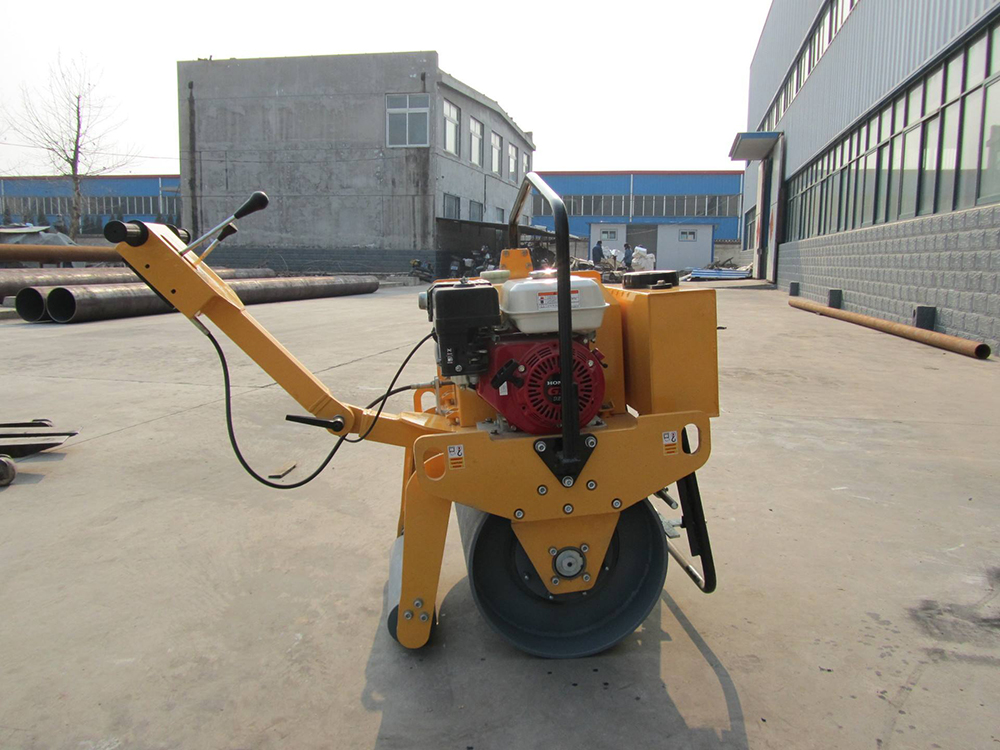 Mini Manual Road Roller