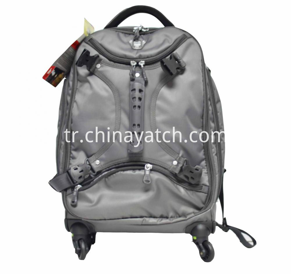 Deluxe Expandable Backpack