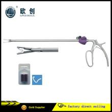 Clip Applier, Hem-O-Lock, Polymer Clip, Implantierbarer Ligatur Clip