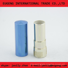 Shiny blue Shade Lipstick Tube