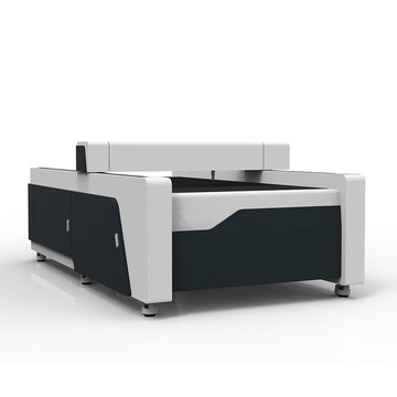 Máquina de corte a laser acessível de 1300x2500