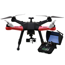 550mm Police Drone with 3axis Gimbal