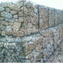 Poids du zinc des paniers de Gabion fortement