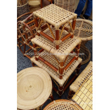 REAL Rattan Outdoor / Garden Furniture - Stool 2