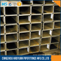 Black square pipe sch40 ASTM A53 GR.B