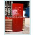 Piel de la puerta de chapa de ladrillo fino piel de la puerta laminada piel de la puerta moldeada