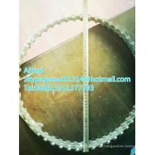 Die Bto-10 Rasiermesser Stacheldraht / Concertina Razor Wire
