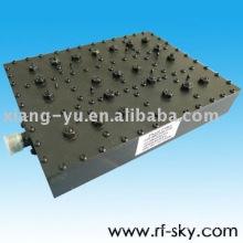 Filtro de cavidad de 450-5810 mhz WCDMA gsm rf