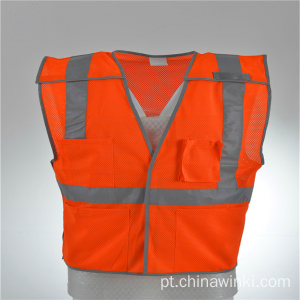 Five Point Breakaway Oi Viz Safety Workwear