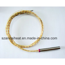 Industrial Cartridge Heater with Thermocouple J/K Type (DTG-125)