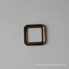 Pièces de pièces de rechange plaquées nickelées