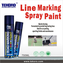 Tekoro Hot Sale Line Marking Spray Paint (RoHS REACH SGS)