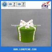 Ceramic Jewelry Box,Christmas Dolomite Jewelry Case Wholesale