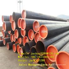 API ligne tuyau 1astm a333 grb sans soudure tuyau d'acier 4 pouce B grade tube hd crt tvs sa106b sans soudure tuyau d'acier
