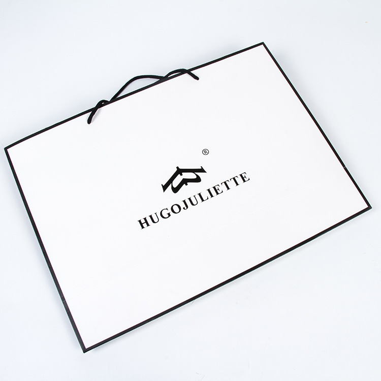 Custom Made Promotional Cheap High Quality Paper Bags