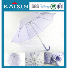 Customized Pattern Transparent EVA Rain Umbrella