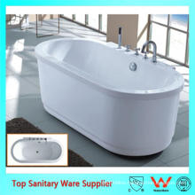 China oval freestanding acrylic bath tub