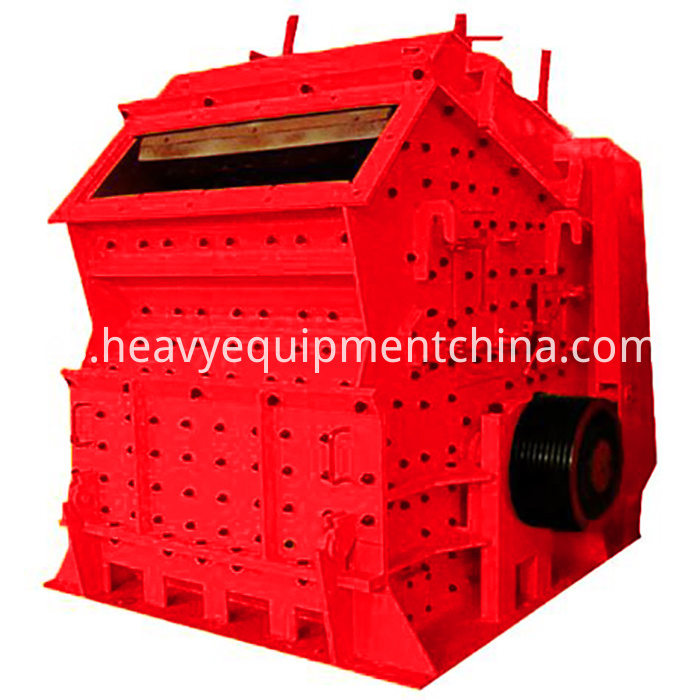 Building Waste Crushing Machine