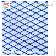 Galvanized/ MID Steel/ Expanded Metal Mesh