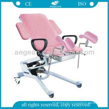 АГ-S102D одобренный CE гинекологии осмотр врача стол