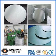 Non-Stick Round Aluminum Circle/ Aluminum Disc for Utensils 1050 3003