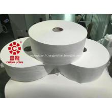 Tissu non-tissé soufflé par fusion faisant la machine