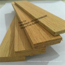 moldura de madera de teca moldura de moldura