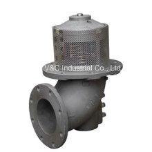 600psi 16in Carbon Steel Subsea Pipeline Valve