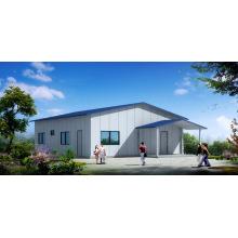 Casa prefabricada con certificado CE