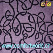 Tecido de floculação de nylon