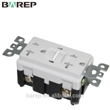 GFCI Electrical customized socket duplex receptacle outlet
