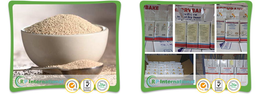 Instant Dry Yeast 500g for Baker