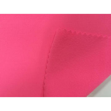 Poly Span Jersey with Back Brushed