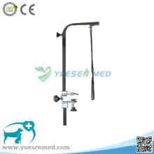 Tabela veterinária de aço inoxidável da preparação do animal de estimação da clínica médica do veterinário 304
