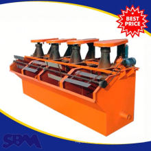 Energy saving Long serving life gold mining flotation machine