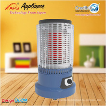 8000W outdoor gas heater for cooking and warming