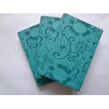 Couverture de papier de spécialité spécialisée Impression de cahier souple adaptée aux besoins du client
