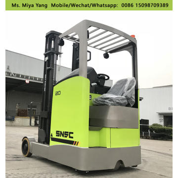 SNSC 2 Ton Battery Reach Truck Price